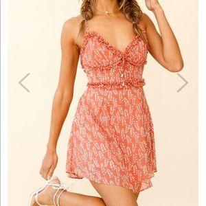 Selfie Leslie dress, size medium